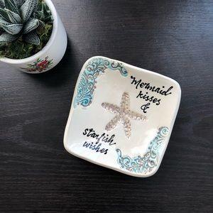 Other - Starfish trinket tray 🧜🏼♀️⭐️handmade!⭐️